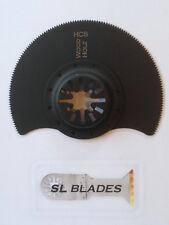5 X 86 Segmentado Blade Para Fein Multimaster, Bosch, Makita Multitool