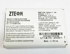 OEM ZTE Battery Sonic 2.0 LTE Mobile Hotspot MF96  3000mAh  Li3730T42P3h6544A2