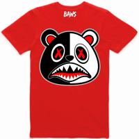 Men's Baws Red Yayo Baws T-Shirt