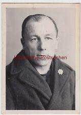 (F4999) Orig. Foto Porträt eines Mannes Erich Hoffman a. Seidenberg O.L.