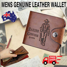 Unbranded Men's Coin Wallets with Photo Holder