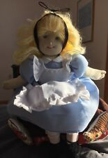 Rare 3-in-1 doll: Alice in Wonderland, Queen of Hearts, and Mad Hatter