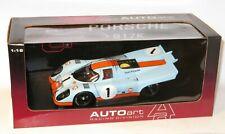 1/18 original AUTOart  Porsche 917 K   Gulf Racing 1971  #1