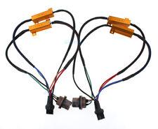 50W Load Resistor 7443 LED Adapter Anti Hyper Blinking Flashing Error Canceller