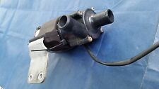 Mercedes OEM AMG 12V ELECTRIC AUXILIARY WATER COOLANT PUMP NICE 1 IN 1 OUT
