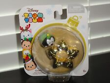 DISNEY TSUM TSUM 2016 CHRISTMAS GOOFY WITH STACKABLE HOLIDAY ACCESSORY