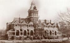 Dormans Park Hotel Nr Lingfield Advertising unused RP pc H Connold