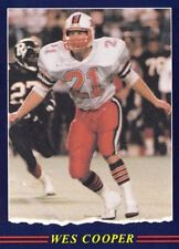 1989 JOGO CFL Canadian Football Set Series #2