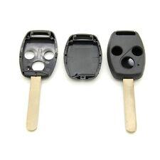 Coque pour clé 3 boutons Honda Accord Civic CRV sans emplacement transpondeur