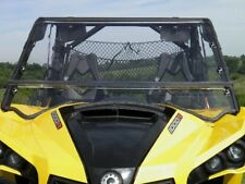 Can Am Maverick 2-Pc Vented Windshield-BEST with QI Straps