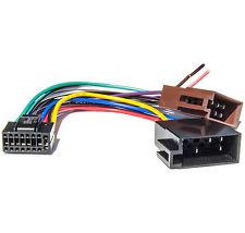 Radio Adapter für JVC Radio 16 pol. Stecker 22x10mm neue Modelle