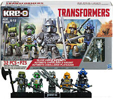 Transformers Hasbro Kre-O Micro Changers Age of Extinction Autobots United 5 Pcs