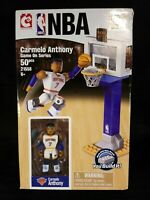 NBA Game on Series Carmelo Anthony Basketball  Figure New York Knicks