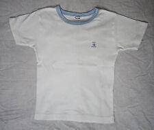 T-shirt blanc pour garçons, Petit Bateau (sans étiquette), 8 ans (126 cm)
