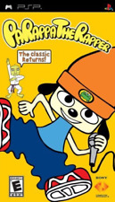 PARAPPA THE RAPPER PSP  GAME NEW