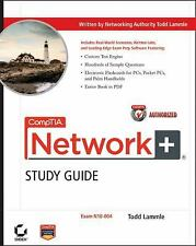 CompTIA Network+ Study Guide by Todd Lammle (Paperback) : Exam N10-004 (Comptia