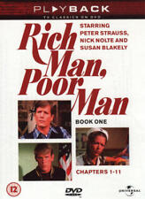 Rich Man, Poor Man: Book One, Chapters 1-12 (Box Set) [DVD]