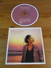 cd single Imaani - Where are you