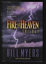 Fire of Heaven Trilogy by Bill Myers (2001, Hardcover)