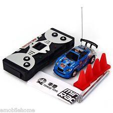 LATA DE COLA MINI 1:63 radiocontrol Remoto Micro Auto Carreras Juguete Vehículo