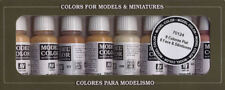AV Vallejo - Face/Skin Model Color Paint Set # 70124