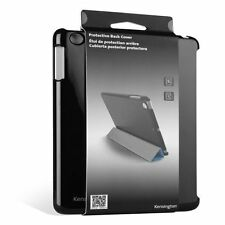KENSINGTON APPLE IPAD MINI 1, 2 e 3 Shockproof Nero Gel ANGOLO POSTERIORE CASE COVER