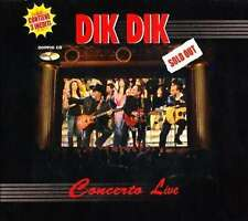 Dik Dik - Sold Out Concerto Live [2 CD] CRISLER