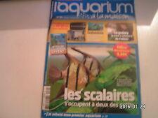 ** L'aquarium à la maison n°89 Filtre interne / Le guppy / Larves de crustacés