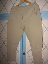 Pantaloni da equitazione  Tg 44 * bel vintage - made in UK - acquistati BRIGATTI