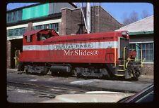 Original Slide Raritan River Class Leader SW8 1 In 1980 At S. Amboy NJ