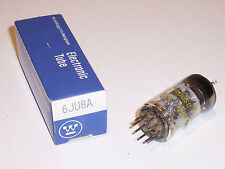 Westinghouse 6JU8A Vacuum Tube Tested New Old Stock Free Shipping