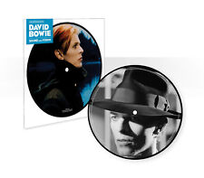 "DAVID BOWIE  SOUND AND VISION  7"" PICTURE DISC 40TH ANNIVERSARY  MINT"