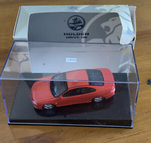 """HOLDEN CONCEPT COUPE """"FLAME ORANGE"""""""