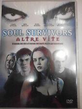 SOUL SURVIVORS - DVD ORIGINALE - visitate il negozio ebay COMPRO FUMETTI SHOP