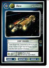 Star Trek CCG Holodeck rechange IMAGE RARE CARTE olarra (Hirogen)