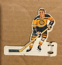 Vintage  Coleco Metal Table Hockey Player-1960's- Boston Bruins