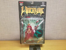 Witchblade Scarlet Medieval Witchblade figure, Moore Action Collectibles, New!