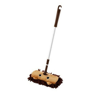 Mini Sweeping Mop Cleaning Tool Kid's Toy Table Sweeping Floor Telescopic R
