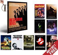 CLASSIC MOVIES Poster Options A4 Photo Print Film Cinema Home Wall Room Deco Art