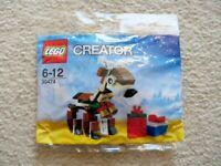 LEGO Creator - Holiday Christmas - Reindeer 30474 - New & Sealed