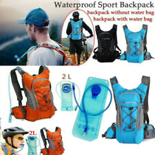 Cycling Climbing Camping Hydration Pack Backpack with  Water Bladder for Hiking