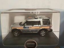 Land Rover Discovery 3 - Police Metropolitain Police, 1:76 Oxford Diecast, Model