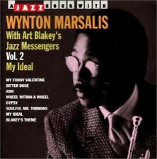 Wynton Marsalis, Wyn - With Art Blakey's Messengers II [New CD]