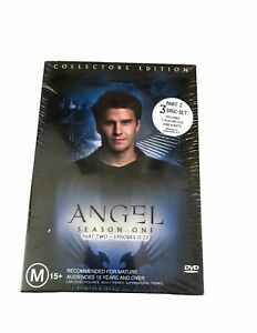 Angel Season One Part Two Episodes 12-22 Collectors Edition Region 4 Brand New