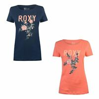 Roxy Dawn T-Shirt Womens Top Tee Shirt Casual Wear