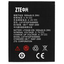 Battery ZTE Warp Grand x v970 Blade 3 Li3716T42P3h594650 100% Original Used