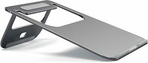 Satechi Aluminum Laptop Stand Lightweight Portable for MacBook, Surface Dell XPS