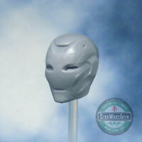"ML347 Rescue Pepper Potts Custom Cast head use w/ 6"" Marvel Legends"
