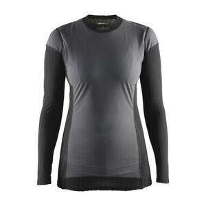 Womens Craft Active Extreme 2.0 Crew Neck Long Sleeve Base Layer Top