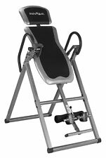 New Inversion Therapy Table Back Pain 300 Lbs Capacity Locking Inverter Machine